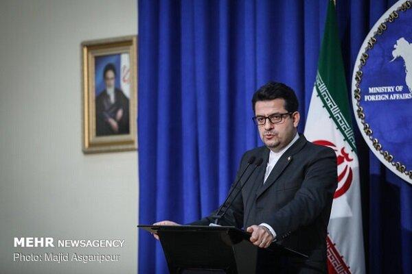 الخارجية الإيرانية  تستدعي الراعي للمصالح الامريكية في إيران