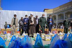 شہر کرد میں مؤمنانہ امداد کا سلسلہ جاری