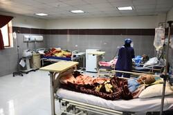۴۰ تخت بیمارستان شهید ستاری قرچک به بیماران کرونایی اختصاص داشت