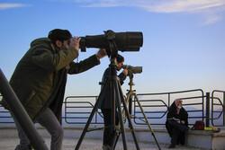 ایران میں کل رات مختلف ٹیموں نے چاند دیکھنے کی تلاش و کوشش کی