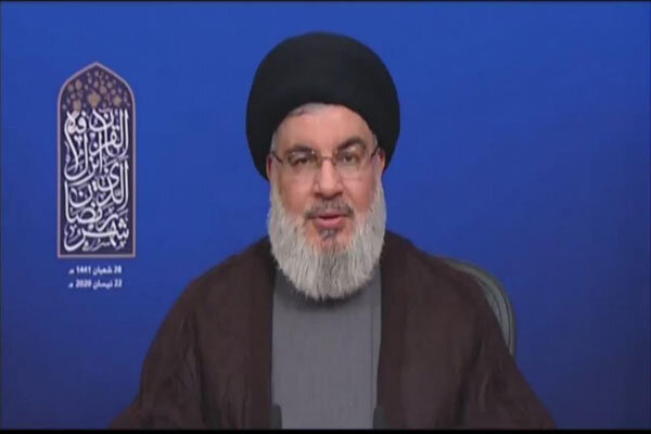 Current situation for resistance front, similar to 'Meccan boycott of Hashemites': Nasrallah
