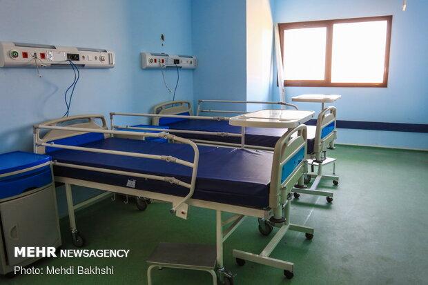 Amir al-Momenin 220-bed Hospital to go on stream in Qom amid COVID-19
