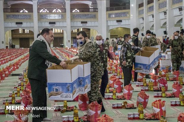 مناورة المساعدات الايمانية