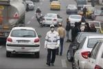 هوای تهران در نخستین روز شهریور آلوده شد