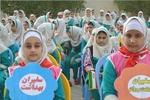 ۶۷۵ کودک زنجانی سفیر پیک سلامت هستند