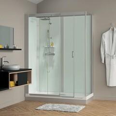 ۶ نوع مختلف کابین دوش برای حمام جدید شما
