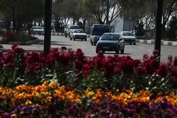 حال و هوای بهاری شهر تبریز