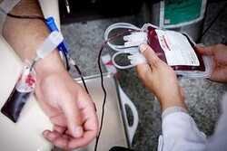 کاهش ۳۰ درصدی مشارکت در اهدای خون