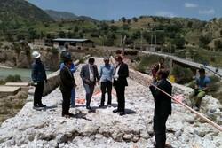 آغاز مرمت پل تاریخی پاتاوه در شهرستان دنا
