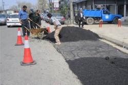 اجرای طرح ملی روکش آسفالت جادهها با تلاش ۱۸اکیپ راهداری درهمدان