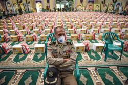 صوبہ فارس میں مؤمنانہ امداد کا سلسلہ جاری