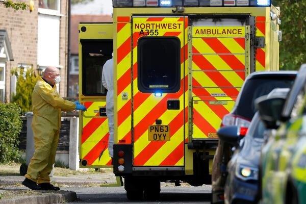 برطانیہ میں کورونا سے اموات کی تعداد 34 ہزار 466 ہوگئی