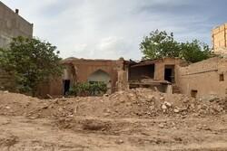 خانه تاریخی«پدر شعر انقلاب» در سایه بیمهری مسئولان خراب شد