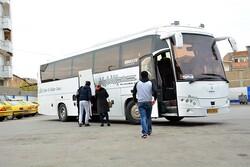 کاهش ۴۸ درصدی جابه جایی مسافر در آذربایجان شرقی