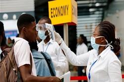 Afrika'da son 24 saatte 10 binden fazla koronavirüs vakası görüldü