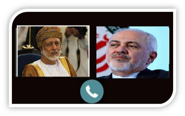 روابط دو جانبه،منطقه و مبارزه با کرونا محور گفتگوی ظریف و بنعلوی