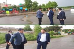 پروژه احداث بوستان در محله «خادم آباد» باغستان عملیاتی میشود