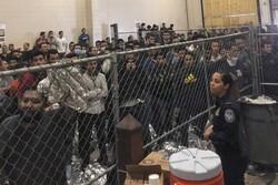 سازمانملل درباره مهاجران بازداشتی در آمریکا هشدار داد