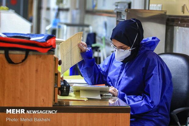 İran'da koronavirüse yakalanan 90 bin 539 kişi iyileşti