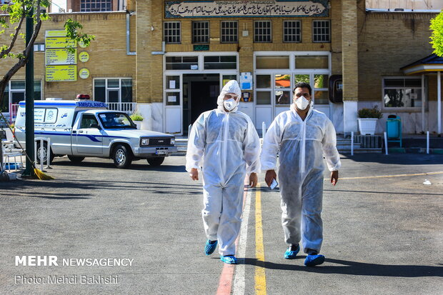 154,445 people infected by coronavirus, death toll at 7,878 in Iran