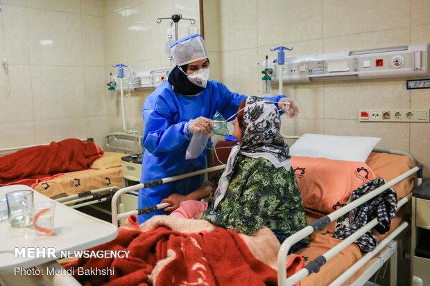 بیمارستان آیتالله بروجردی به حالت عادی برمیگردد