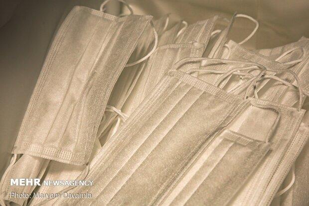 ماسکهای نانویی ۱۰ برابر می شود/صادرات دستگاه تولید ماسک به ۴ کشور
