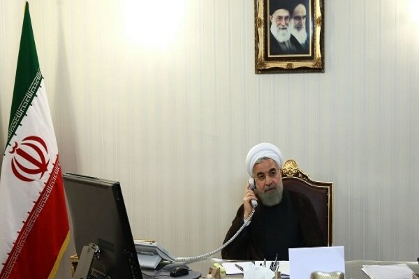 Unblocking Iran's resources in foreign banks must be seriously pursued: Rouhani