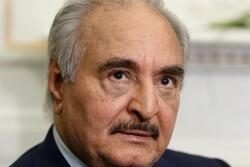 حامیان دیکتاتور سابق لیبی «خلیفه حفتر» را خائن خواندند