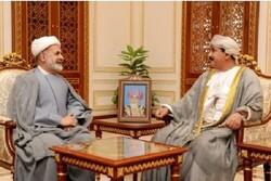 Iran, Oman discuss latest regional developments, COVID-19