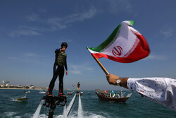 Iran marks Persian Gulf National Day