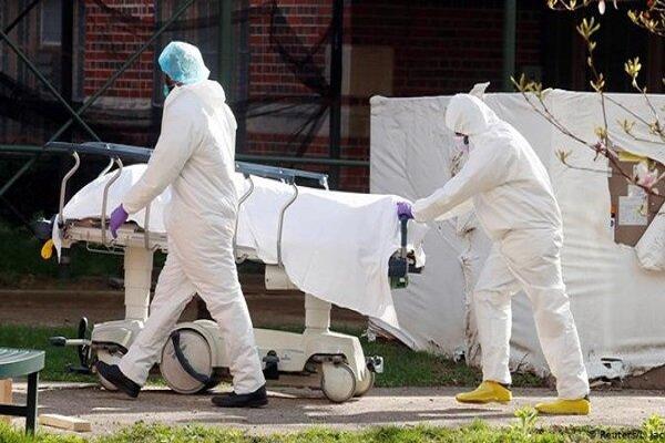 امریکہ میں کورونا وائرس سے اب تک 1 لاکھ 26 ہزار 780 افراد ہلاک