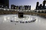 سعودی عرب کا حج اور عمرہ کو تا اطلاع  ثانی معطل رکھنے کا اعلان