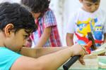 پرورش نسل آینده در مهارت آموزی و برخورد منطقی با آنهاست