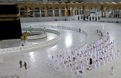 S Arabia considers barring overseas haj pilgrims for 2nd year