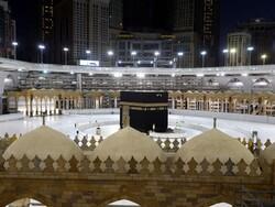 أجواء مكة المكرمة في الاول يوم من شهر رمضان المبارك