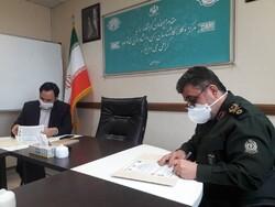 امضا تفاهمنامه همکاری بین قرارگاه مهارت آموزی و مرکز وکلا