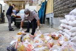 ارائه بستههای معیشتی و بهداشتی به نیازمندان اقلیتهای دینی