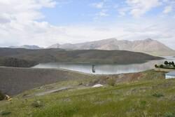 اطراف دریاچه سد کوچری بادستور دادستان گلپایگان مسدود سازی شد