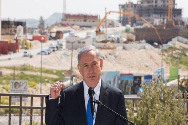 «نتانیاهو» بار دیگر بر تداوم شهرکسازیها تأکید کرد
