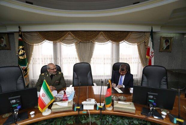 Iran donates anti-coronavirus health, medical products to Afghanistan
