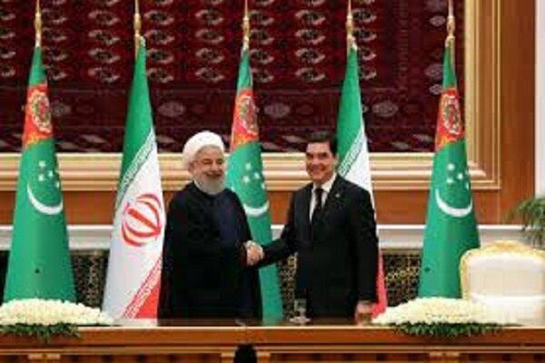 Iran, Turkmenistan emphasize developing bilateral coop.