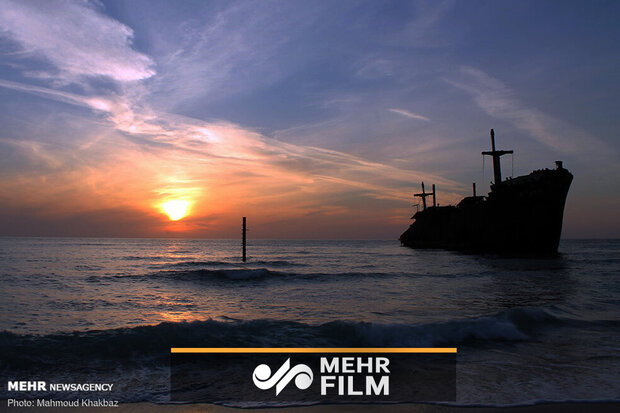خلیج فارس از نگاه دوربین مهر
