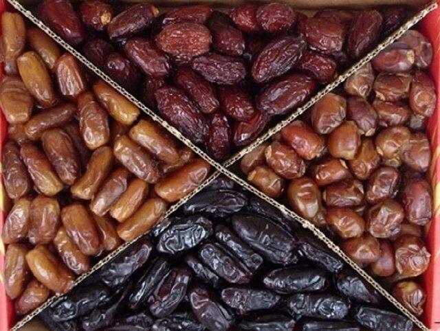 عرضه مستقیم و توزیع ۱۵۰۰ تن خرما در ماه رمضان / نرخ فروش زیر قیمت مصوب است