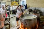 توزیع ۵ میلیون پرس غذا در بین نیازمندان تا پایان ماه رمضان