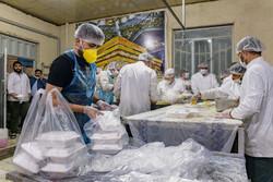 Kerec'de vatandaşlara iftar yemeği dağıtıldı