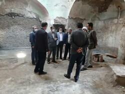 مرمت و ساماندهی ۳ اثر تاریخی شهرستان شبستر در آذربایجان شرقی