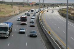 تردد جادهای در سیستان و بلوچستان ۲۹ درصد کاهش یافته است