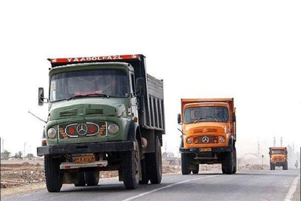آغاز طرح نوسازی ناوگان حمل و نقل باری سیستان و بلوچستان