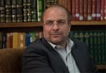 Galibaf İran Meclis Başkanı olarak seçildi