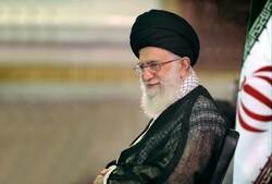 قائد الثورة الاسلامية سيلقي كلمة تبث عبر شاشات التلفزيون الرسمي بإيران